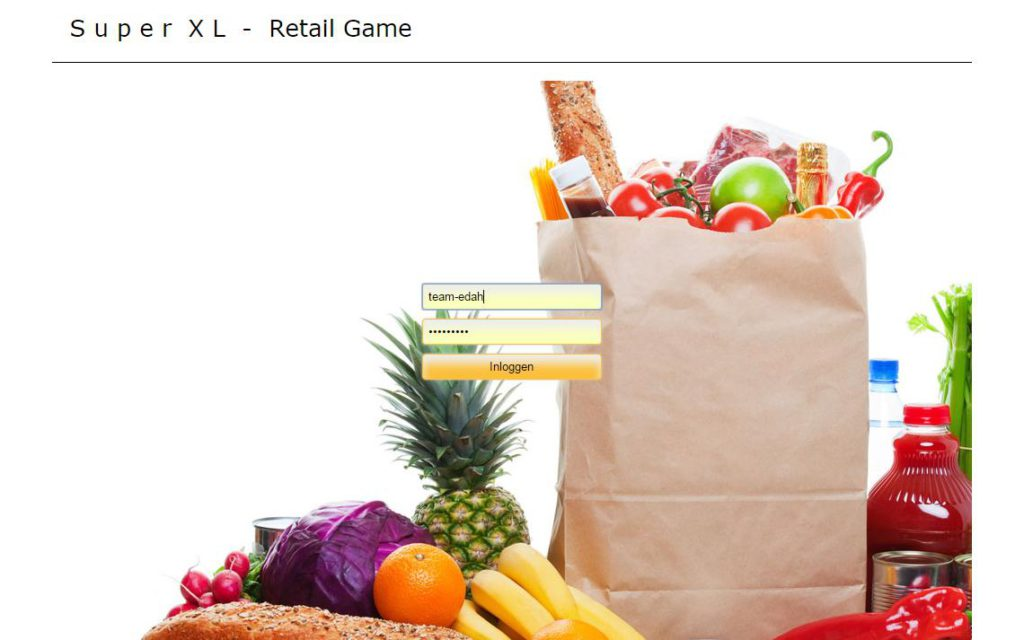 Small Business en Retail Managementgame thematische management games voor Economie
