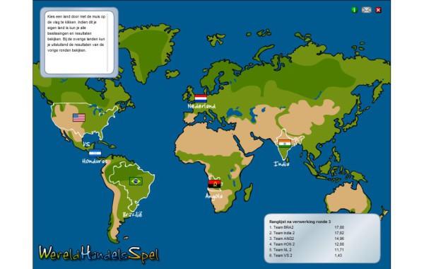 Wereldhandelsspel