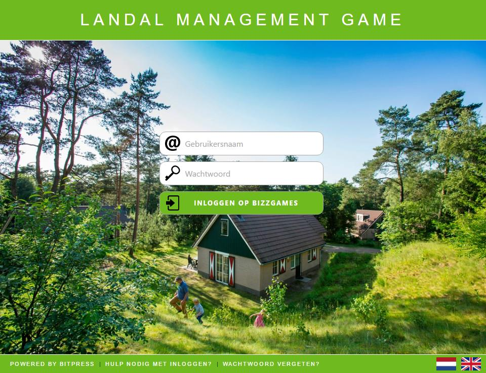 Landal vakantiepark vrijetijdsmanagement Leisure HTRO Event FM games