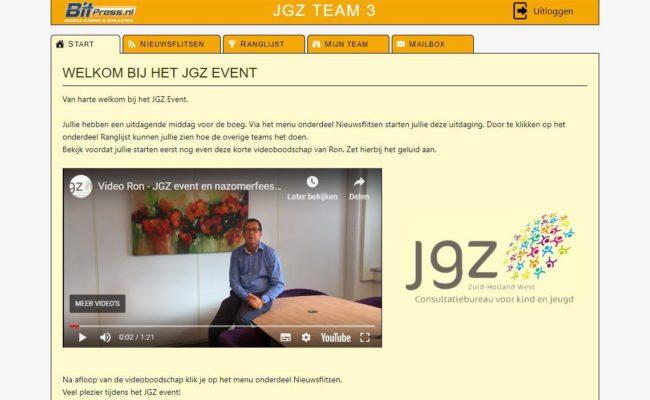 JGZ event serious gaming change management games organistieverandering verandertraject verandermanagement bpr zot teambuilding 1